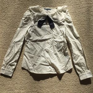 Button up long-sleeve 10Y
